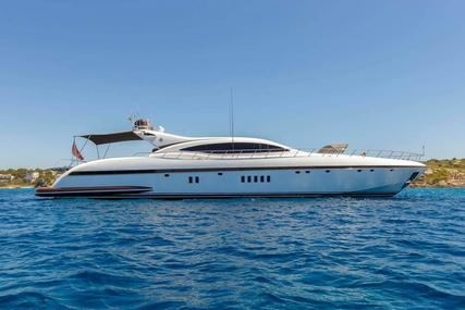 Mangusta 108 for sale in France for €1,995,000 (£1,822,484)