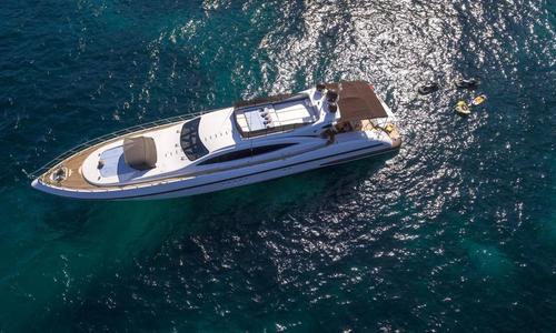 Image of Mangusta 108 for sale in France for €1,995,000 (£1,808,097) Côte d'Azur, France