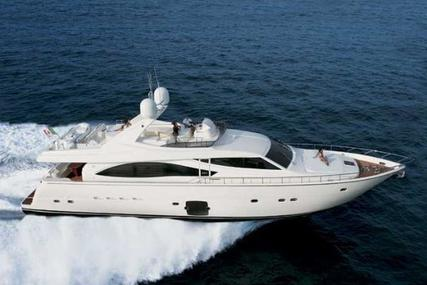 Ferretti 830 for sale in Indonesia for $970,000 (£754,453)