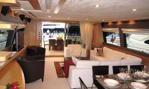 Image of Ferretti 830 for sale in Indonesia for $970,000 (£753,164) Jakarta, , Indonesia