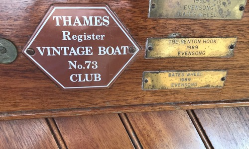 Image of Taylor Bates Gentleman Launch for sale in United Kingdom for £59,950 Henley on Thames, United Kingdom