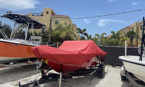 Image of Triton 178DV for sale in United States of America for $20,750 (£16,065) Apollo Beach, Florida, United States of America