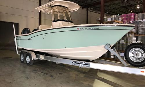 Image of Grady-White 257 Fisherman for sale in United States of America for $134,999 (£104,517) Kemah, TX, United States of America