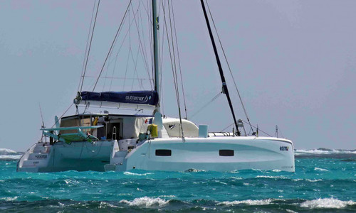 Image of Outremer (FR) 45 for sale in  for €609,000 (£558,229) Mittelmeer,