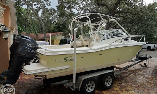 Image of Scout 242 Abaco for sale in United States of America for $46,900 (£36,310) Tampa, Florida, United States of America