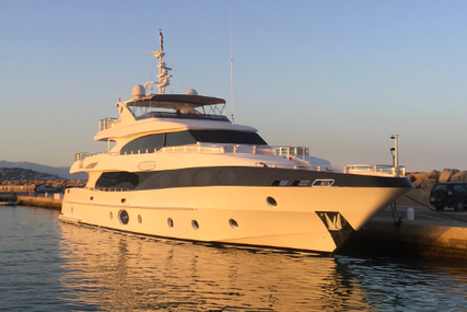 Majesty 125 for sale in Spain for €4,800,000 (£4,277,236)