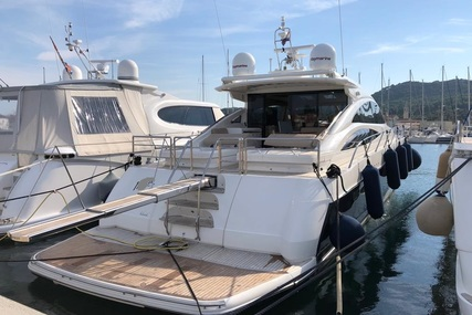Princess V70 for sale in Croatia for €735,000 (£664,347)