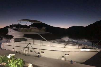 Ferretti 480 for sale in Croatia for €259,000 (£223,087)
