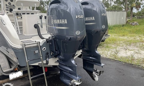 Image of Seaswirl Striper 2605 CC for sale in United States of America for $83,400 (£64,310) Naples, Florida, United States of America