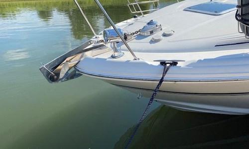 Image of Sea Ray 335 Sundancer for sale in Netherlands for €69,000 (£63,033) Holland, an der deutsch-holländischen Grenze Nähe Emmerich, , Netherlands