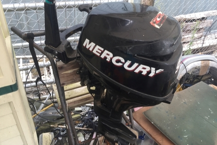 Mercury 9.9 hp four stroke for sale in United Kingdom for £950