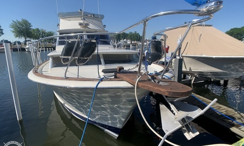 Image of Chris-Craft 380 Commander for sale in United States of America for $36,800 (£28,377) Linwood, Michigan, United States of America