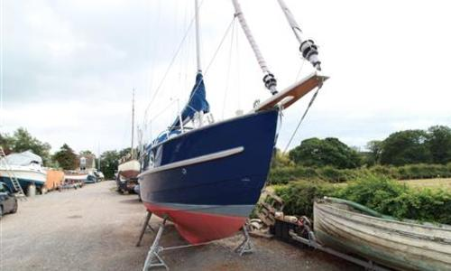 Image of Yarmouth 23 for sale in United Kingdom for £28,000 Milford on Sea, United Kingdom
