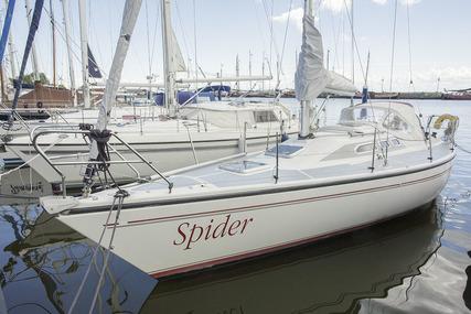 Dehler 34 TOP for sale in Netherlands for €36,000 (£32,539)