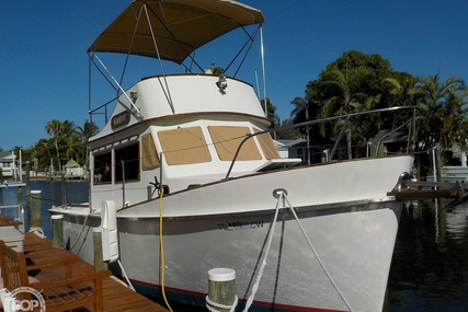 Cheoy Lee 28 Sedan Trawler for sale in United States of America for $33,400 (£25,451)