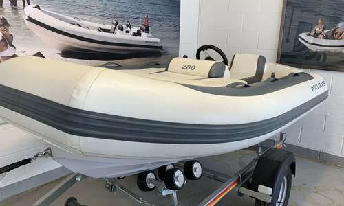 Image of Williams MINIJET 280 for sale in United Kingdom for £14,950 Boats.co., United Kingdom