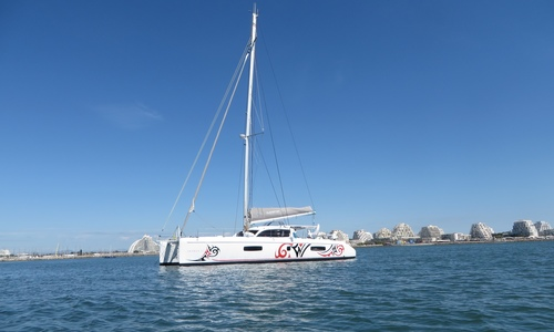Image of 2015 OUTREMER 51 - Sold for sale in France for €699,000 (£633,514) South, France