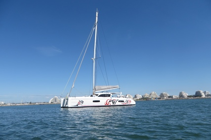 2015 OUTREMER 51 - Sold for sale in France for €699,000 (£640,726)