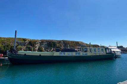 Custom Steel Barge for sale in Guernsey and Alderney for £175,000
