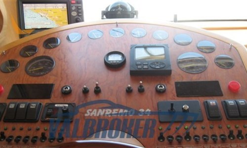 Image of Viking Marine San Remo 34 for sale in Italy for €90,000 (£82,199) Liguria, Italy
