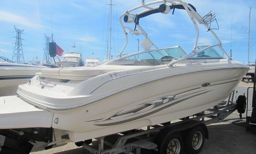 Image of Sea Ray 240 Select for sale in United Kingdom for £25,000 South West, Poole, United Kingdom