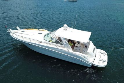 Sea Ray 460 Sundancer for sale in Puerto Rico for $160,000 (£123,873)