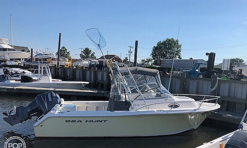 Image of Sea Hunt Victory 225 for sale in United States of America for $20,500 (£15,871) Freeport, New York, United States of America