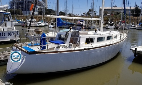 Image of Challenger 40 for sale in United States of America for $25,000 (£19,626) Moss Landing, California, United States of America