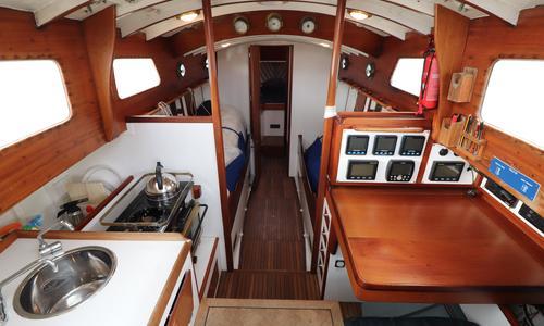 Image of Custom Morgan Giles Bermudan sloop for sale in United Kingdom for £30,000 Devon, United Kingdom