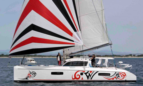 Image of Outremer (FR) 51 for sale in  for €699,000 (£637,065) Mittelmeer,