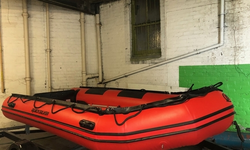 Image of Quicksilver 420 Heavy Duty for sale in United Kingdom for £1,499 North East, United Kingdom