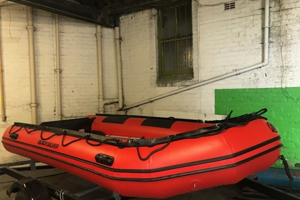 Quicksilver 420 Heavy Duty for sale in United Kingdom for £1,499