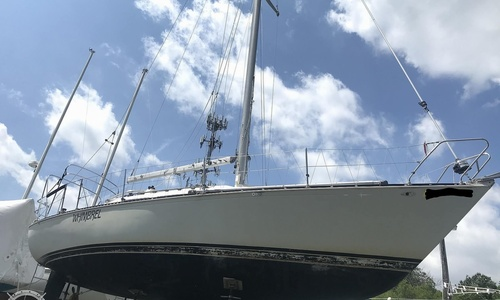 Image of C & C Yachts 32 for sale in United States of America for $23,750 (£17,375) South Amboy, New Jersey, United States of America