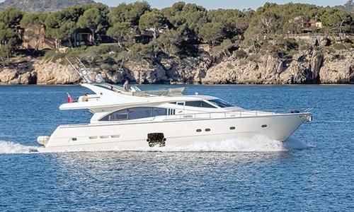 Image of Ferretti 731 for sale in Spain for €890,000 (£815,803) Mallorca, , Spain
