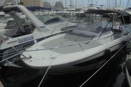 Jeanneau Cap Camarat 7.5 WA for sale in France for €58,000 (£52,235)