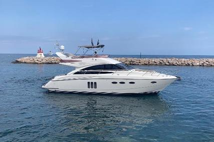 Princess 50 for sale in France for €459,000 (£412,766)
