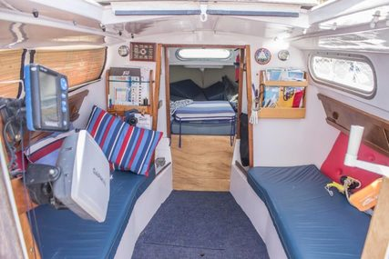Neptune 22 for sale in Spain for €6,499 (£5,577)