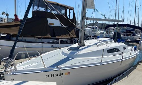 Image of Hunter 27 for sale in United States of America for $32,500 (£25,500) Marina Del Rey, CA, United States of America