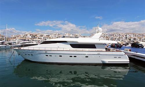 Image of Sanlorenzo Sl82 for sale in Spain for €1,800,000 (£1,620,979) South, , Spain