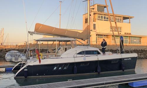 Image of Broadblue 415 for sale in Spain for €297,500 (£264,569) ALMERIA (, Spain