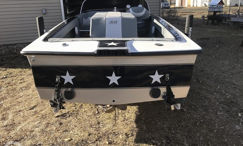 Image of Mastercraft Stars & Stripes Ski Boat for sale in United States of America for $14,650 (£10,491) Osakis, Minnesota, United States of America