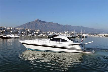 Pershing 54 for sale in Spain for €195,000 (£178,138)