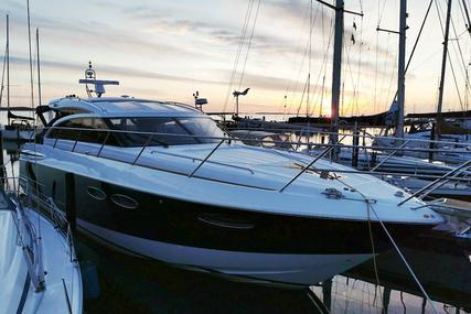 Princess V 52 for sale in Sweden for €605,000 (£552,683)