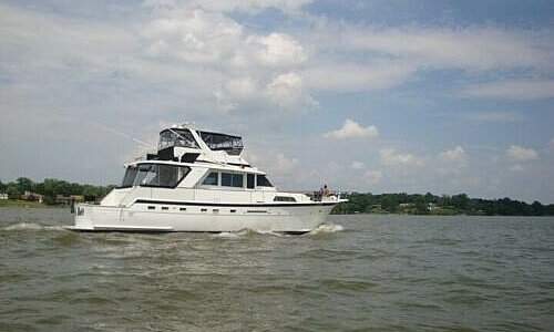 Image of Hatteras 58 Yachtfish for sale in United States of America for $225,000 (£176,360) Mount Juliet, Tennessee, United States of America
