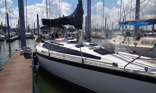 Image of Hunter 34 for sale in United States of America for $27,900 (£21,680) Kemah, TX, United States of America