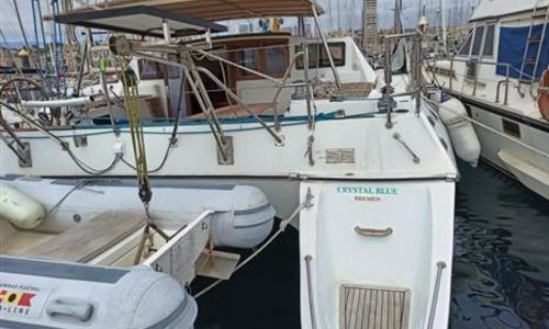 Image of JEANTOT MARINE PRIVILEGE 39 for sale in Spain for €125,000 (£113,289) Gran Canaria, Spain