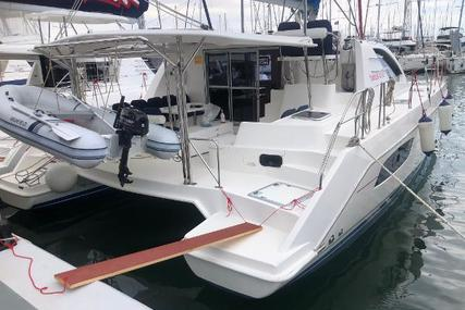 Leopard 44 for sale in Spain for €270,000 (£247,491)