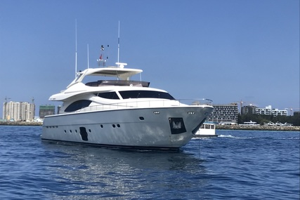Ferretti 881 for sale in India for P.O.A.