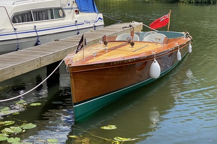 Andrews Slipper Stern Launch lady noggs for sale in United Kingdom for £37,500