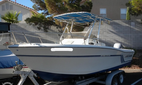 Image of Sportcraft 232 Fishmaster for sale in United States of America for $26,800 (£20,749) Las Vegas, Nevada, United States of America